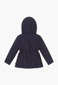Lemon Beret - SMALL GIRLS - Winter jacket - navy blazer - 1
