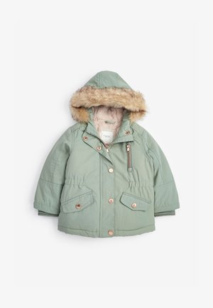 Winter coat - green