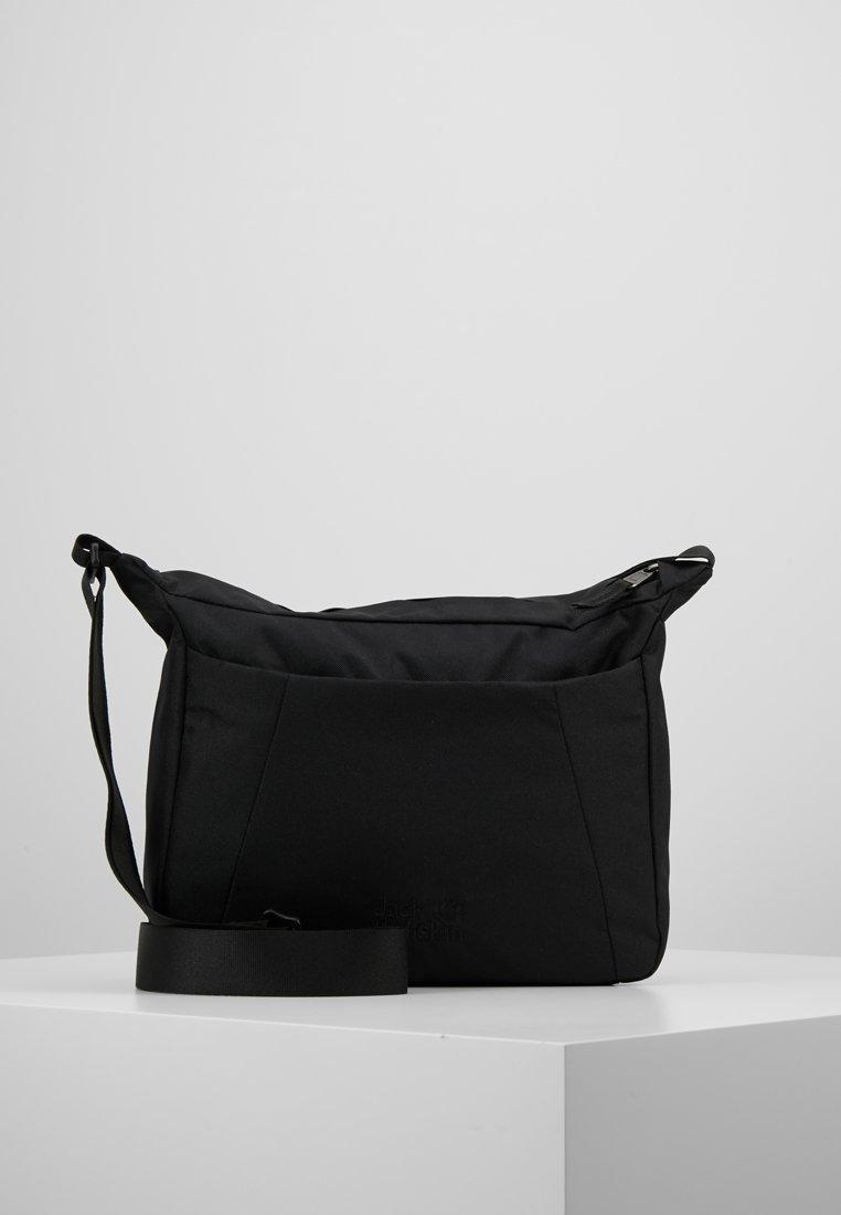 Jack Wolfskin - VALPARAISO BAG - Across body bag - black