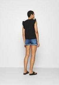 LOIS Jeans - SANTA - Jeansshorts - stone - 2