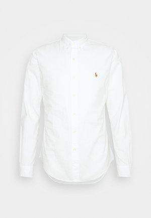 CHAMBRAY - Koszula - white
