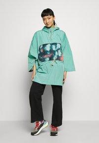 Burton - Waterproof jacket - turquoise - 1