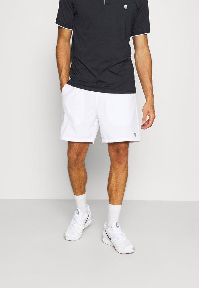 HYPERCOURT SHORT - Sportovní kraťasy - white