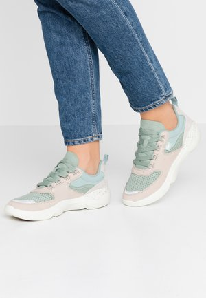 WILDCARD  - Trainers - light green/offwhite
