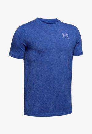Print T-shirt - royal medium heather
