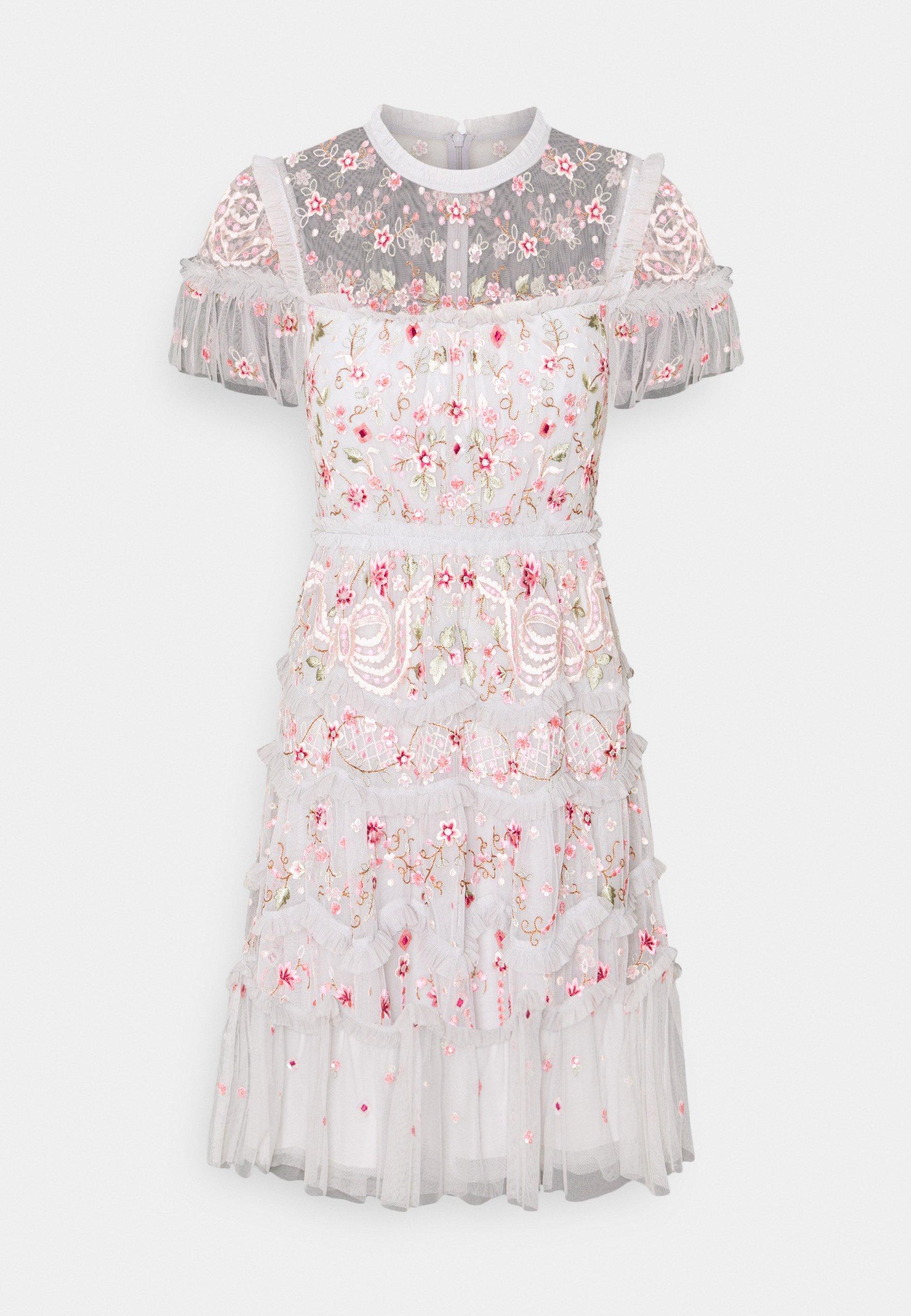 Femme ELSIE RIBBON MINI DRESS - Robe de soirée
