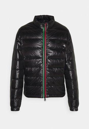 CUVIGO - Gewatteerde jas - black