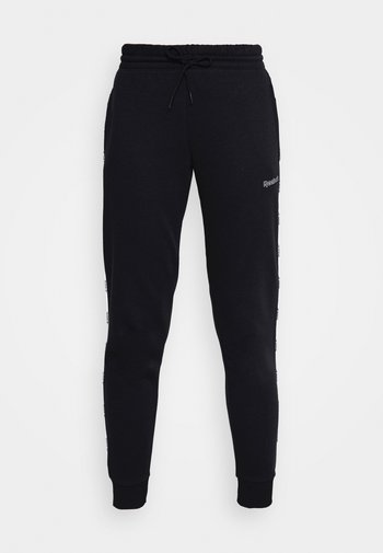 PIPING PACK - Pantalones deportivos - black