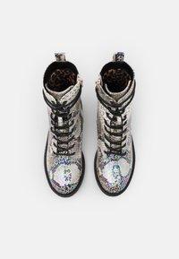 Steve Madden - JTORNADO - Lace-up ankle boots - beige - 3