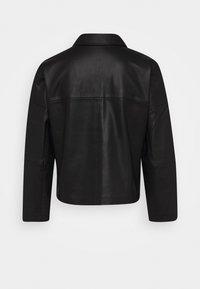 someday. - NIDA - Faux leather jacket - black - 1