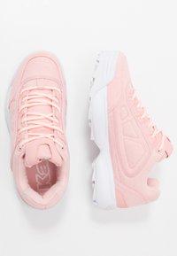 Kappa - RAVE SUN - Sports shoes - rosé/white - 1