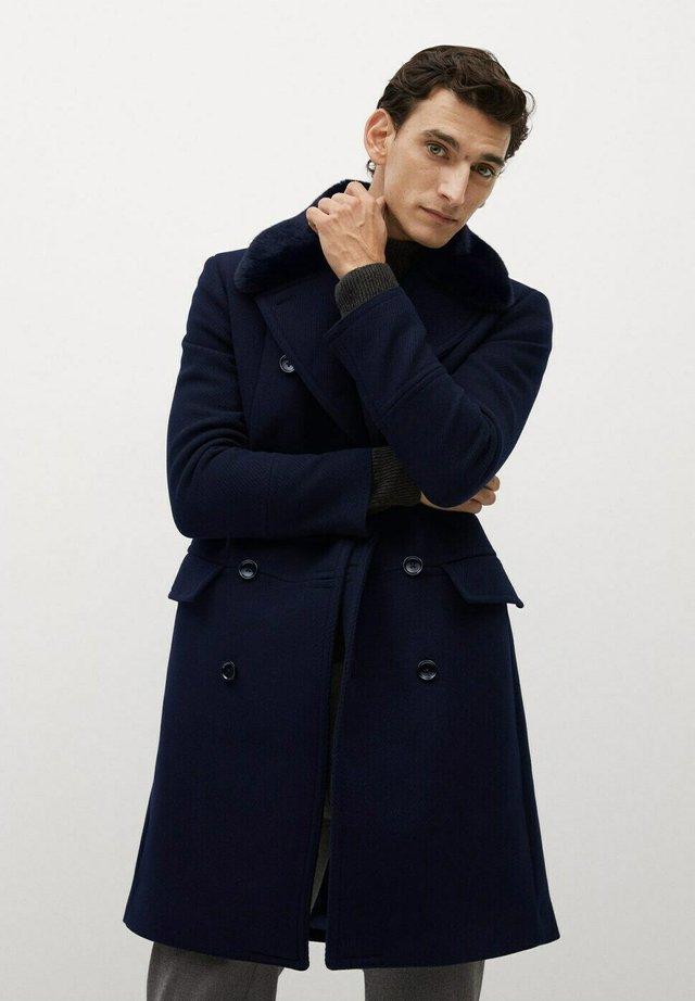 WILSON - Manteau classique - dunkles marineblau