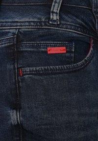 Street One - STRAIGHT LEG  - Slim fit jeans - blau - 4