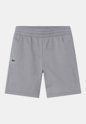 TECH UNISEX - Short de sport - silver chine/elephant grey