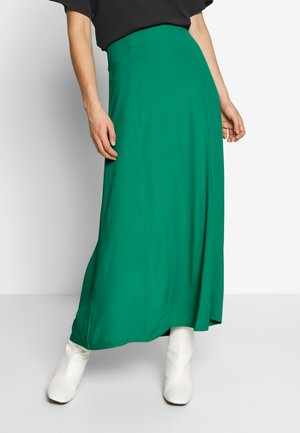 HEIDY SKIRT - Maxi sukně - green