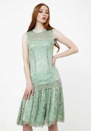 OTILIA - Cocktail dress / Party dress - hellgrün