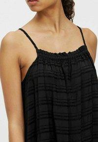 Object - Maxi dress - black - 3