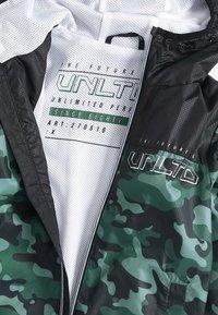 Next - Waterproof jacket - khaki - 4