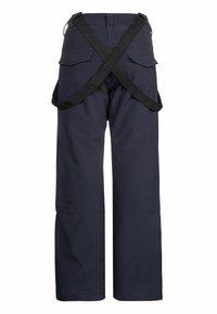 Protest - SUNNY JR  - Snow pants - space blue - 8