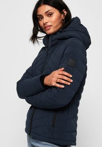 Superdry - Winter jacket - royal blue - 0