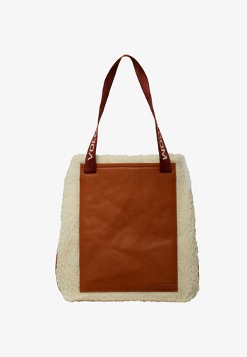 ECOVOL TOTE BAG - Handbag - sand