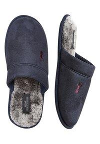 Next - STAG - Domácí obuv - blue - 1