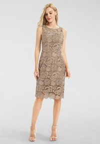 Apart - Cocktail dress / Party dress - gold - 1