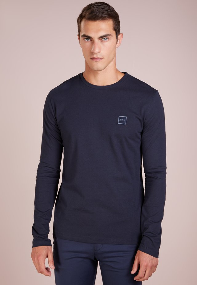 TACKS - Longsleeve - dark blue