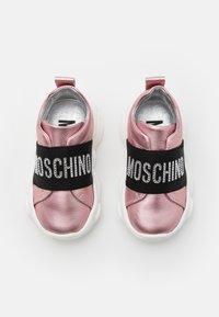 MOSCHINO - Zapatillas - light pink - 3