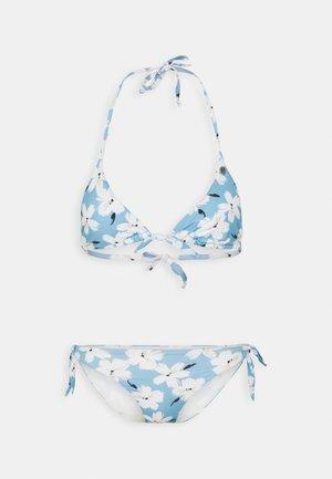 TREO MIKTA ISALIS SET - Bikini - bleu