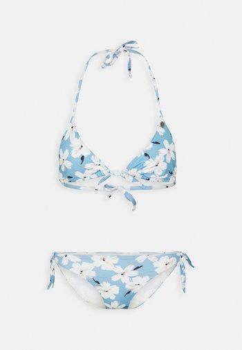 TREO MIKTA ISALIS SET - Bikinit - bleu