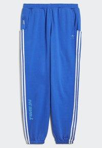 adidas Originals - NINJA PANT UNISEX - Tracksuit bottoms - blue - 8