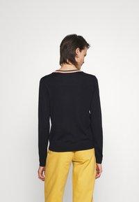 Paul Smith - WOMENS - Pullover - dark blue - 2