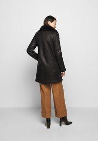 STUDIO ID - CLASSIC COAT - Winter coat - black - 2