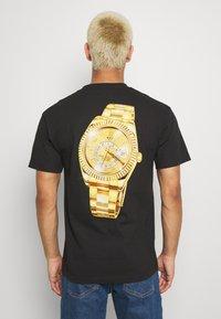 HUF - HUFEX TEE - T-shirt print - black - 2