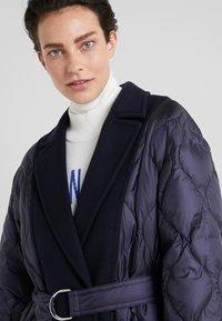 Sportmax Code - LIBIA - Down coat - ultramarine - 4