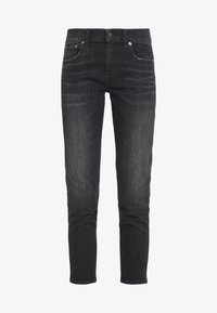 Polo Ralph Lauren - ASH WASH - Jeans Skinny Fit - washed black - 4