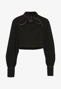 ORIGIN TOP - Blouse - black