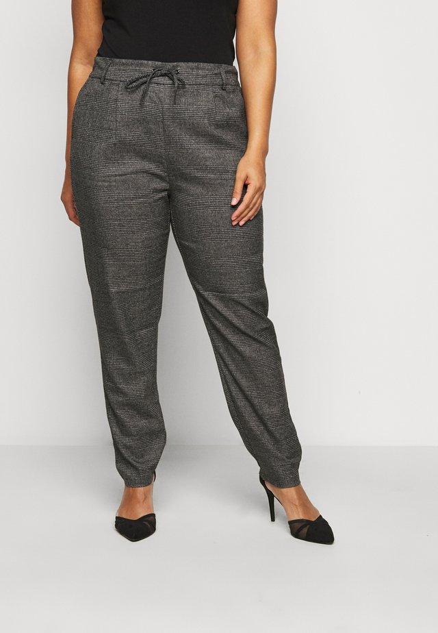 CARGOLDTRASH  PANT - Spodnie materiałowe - black