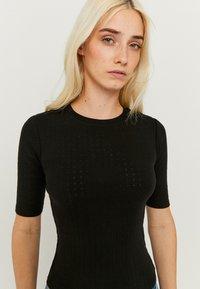 TALLY WEiJL - Print T-shirt - black - 3