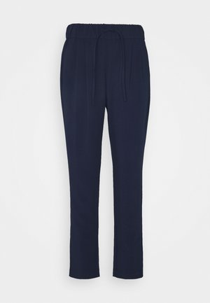 TROUSERS - Stoffhose - navy