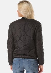 Element - NORTHWOODS  - Bomber Jacket - black - 1