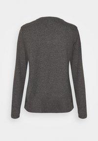 women'secret - Pyjama top - medium melange - 1