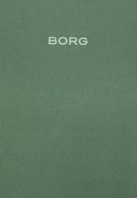 Björn Borg - REGULAR TEE - T-shirts - duck green - 2