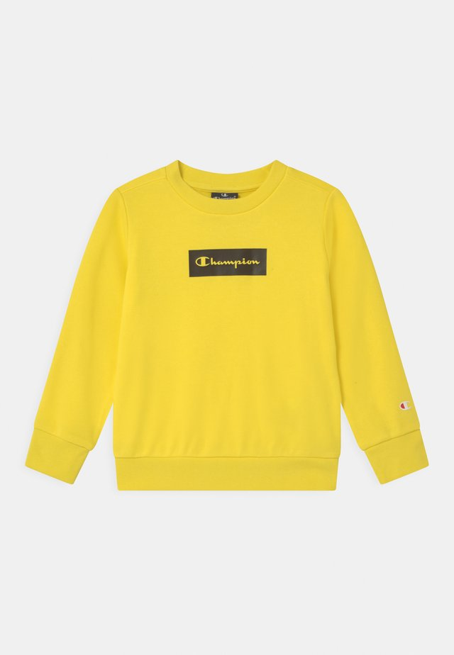 AMERICAN PASTELS CREWNECK UNISEX - Sweatshirt - yellow