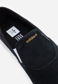 adidas Originals - 3MC - Instappers - core black/footwear white/gold metallic - 5