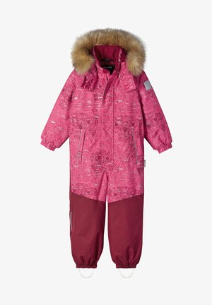 BERGEN - Snowsuit - azalea pink