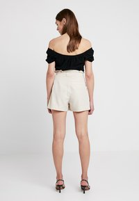 Monki - FERRY - Shorts - beige - 2