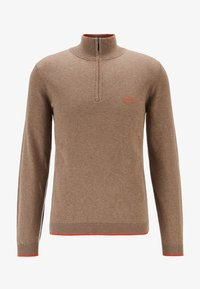 BOSS - ZISTON_W20 - Strickpullover - brown - 3