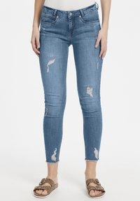 Dranella - TESSA  - Jeans Skinny Fit - light blue - 0